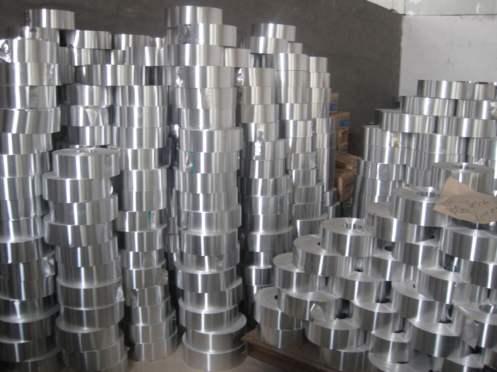 1070 aluminum cosmetic cap sheet