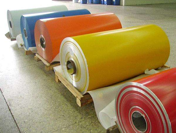 Aluminum Closure Coil